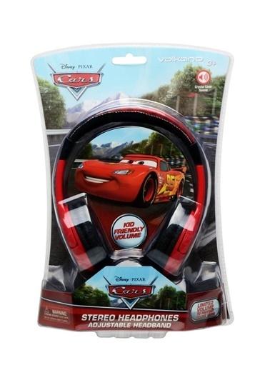 Volkano Disney Pixar Cars Arabalar Çocuk Kulaklığı Lisanslı DY-10901-CR Renkli